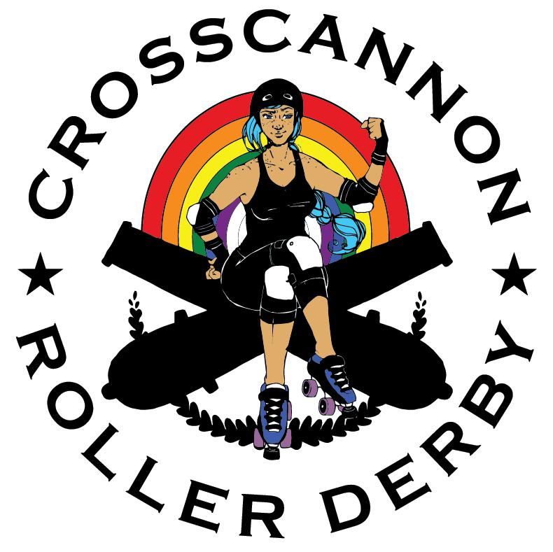 Crosscannon Roller Derby